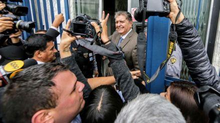 Alan García sobre acusación de pagos de Odebrecht: