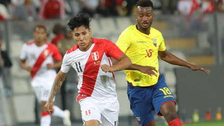 Perú vs. Costa Rica: Raúl Ruidíaz terminó con molestia en el pie izquierdo tras partido contra Ecuador