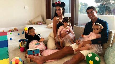 ¿Se casa? Cristiano Ronaldo le pidió matrimonio a Georgina Rodríguez, según prensa de Portugal