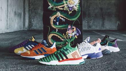Dragon Ball Z y Adidas colaboran en colección de zapatillas