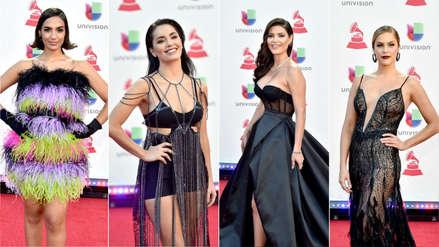 Grammy Latino 2018: Los mejores y peores vestidos de la alfombra roja [FOTOS]