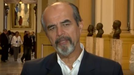 Mauricio Mulder sobre conferencias de Alan García: La persona que brinda el servicio no tiene que ser responsable de dónde sale el dinero