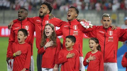 ¡Emoción total! Así sonó el Himno peruano en el Estadio Nacional
