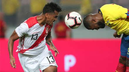 La derrota de la Selección Peruana ante Ecuador resumida en 10 imágenes