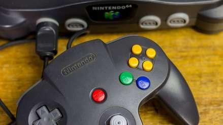 Nintendo no descarta la creación de una consola Nintendo 64 mini, pero no está en los planes actuales de la compañía