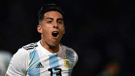 Argentina vs. México: gol de cabeza de Ramiro Funes Mori tras asistencia de Dybala [VIDEO]