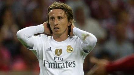 Luka Modric reveló la razón de su bajo nivel en el Real Madrid