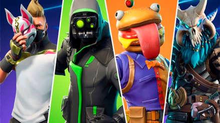 """Fortnite gana el premio de """"Juego del Año"""" de los Golden Joystick Awards"""