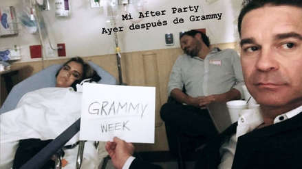 Grammy Latino 2018: Karol G fue hospitalizada luego de recibir su premio