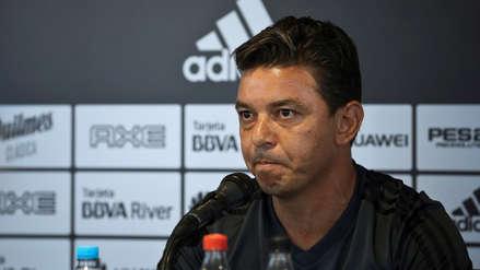YouTube Viral: Marcelo Gallardo y su 'cruel broma' a periodista en conferencia de prensa
