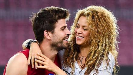 Gerard Piqué: así fue su amoroso reencuentro con Shakira