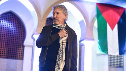 """Roger Waters: """"Sé que la corrupción es un gran problema en el Perú"""""""
