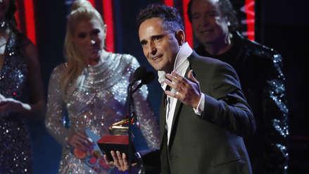Grammy Latino: Jorge Drexler 'noqueó' al género urbano y se quedó con los trofeos más importantes