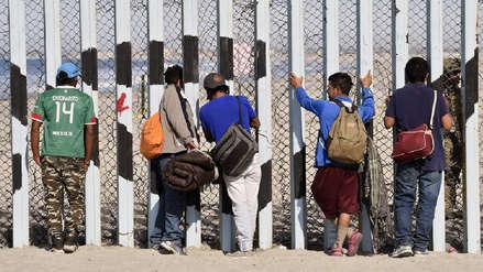 Migrantes llegaron al norte de México y alcalde de Tijuana pidió expulsarlos