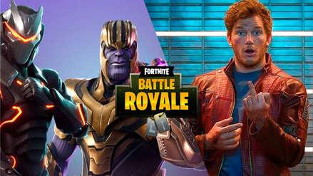 Fortnite | Chris Pratt desafía y se burla de todo Corea del Sur en divertido comercial del videojuego de moda