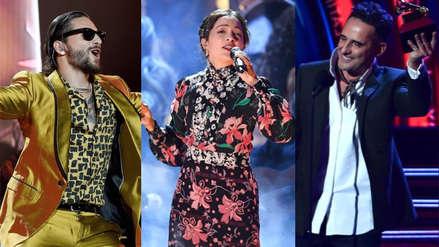 Grammy Latino 2018: Así reaccionó Natalia Lafourcade ante los premios de Maluma y Jorge Drexler [VIDEOS]