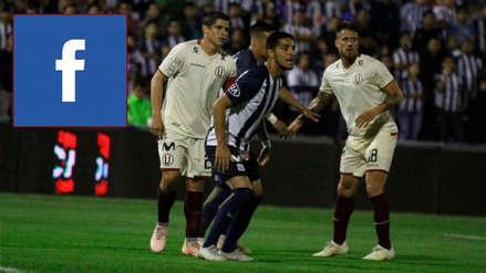 Universitario y Alianza Lima destacan en ranking de clubes con más interacciones en Facebook