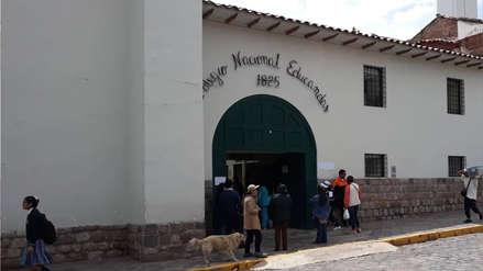 Escolares se intoxicaron por contacto con mercurio en colegio de Cusco