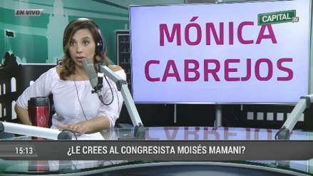 Mónica Cabrejos:
