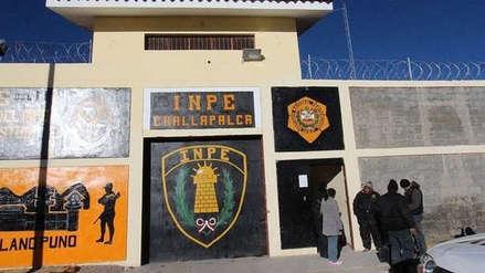INPE rechazó pedido de traslado de internos del penal de Challapalca que se amotinaron