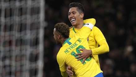 Brasil derrotó a Uruguay con gol de Neymar en amistoso internacional