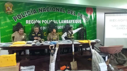 'Los Impunes de Chiclayo': desarticulan organización criminal que usurpaba terrenos en Reque