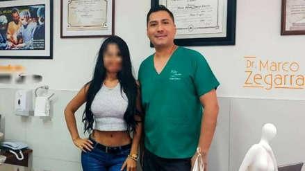 Cirujano Marco Zegarra responde a la acusación que lo involucra en caso de tráfico de niños