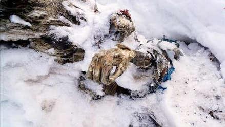 Se accidentaron en un volcán y sus cuerpos momificados fueron recuperados casi 60 años después