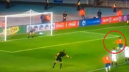 Alexis Sánchez y el penal que falló en la derrota de Chile con Costa Rica | VIDEO