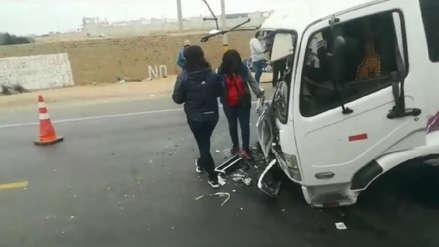 Accidente en Huanchaco deja una mujer muerta y tres heridos