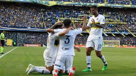 River Plate vs. Boca Juniors: el 'Xeneize' venció a Patronato antes de la final de la Copa Libertadores
