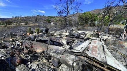 EE.UU. | Los estragos que deja el incendio más devastador de la historia en California