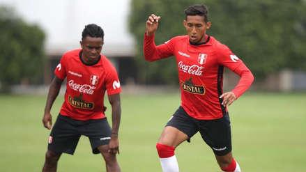 Christofer Gonzales marcó un triplete en entrenamiento y pide titularato ante Costa Rica