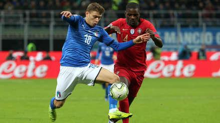 Portugal empató con Italia y clasificó al Final Four de la UEFA Nations League