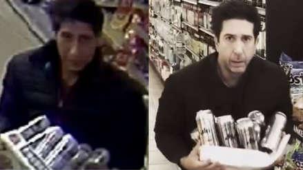 Presunto ladrón que se hizo famoso por su parecido con actor de 'Friends' fue arrestado
