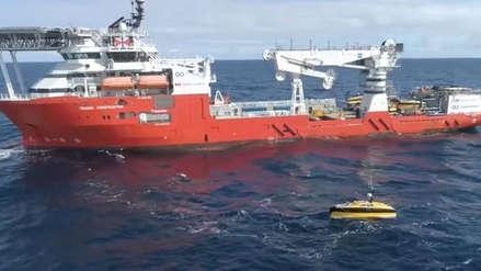 Ocean Infinity cobrará $7.5 millones por haber hallado el submarino
