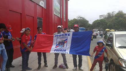 Cienciano vs. Mannucci: así se vive la previa del partido en el estadio Mansiche de Trujillo