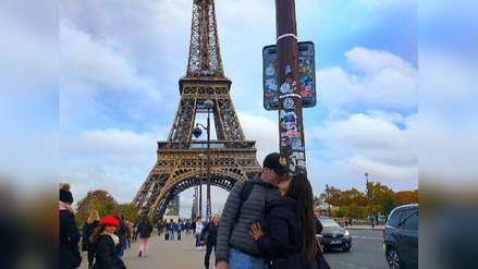 Vanessa Terkes y George Forsyth: Así viven su romántica luna de miel en Italia, Japón y Francia
