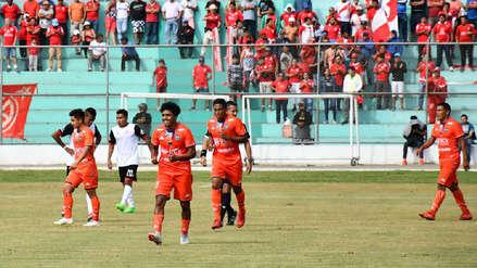 César Vallejo venció 2-0 a Juan Aurich y se metió a la final de la Segunda División