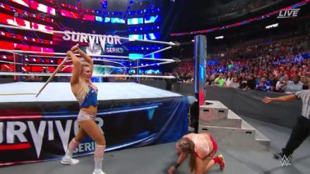 WWE Survivor Series 2018 EN VIVO: Charlotte Flair destruye a Ronda Rousey tras perder por descalificación