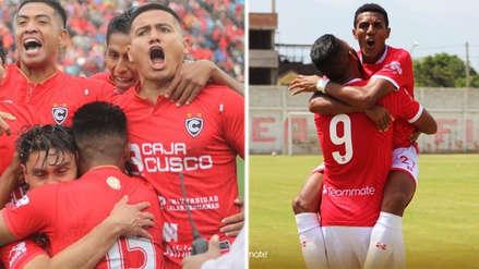 Segunda División: Juan Aurich y Cienciano todavía tienen opciones de llegar a primera