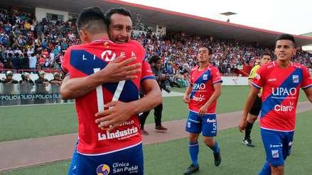 Mannucci goleó a Cienciano y clasificó a la final de la Segunda División