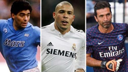 El equipo ideal de los cracks que nunca pudieron ganar la Champions League