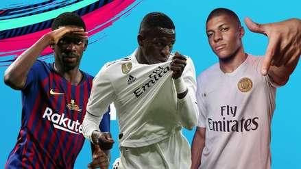 FIFA 19: los 15 jugadores con mejor progresión en el videojuego
