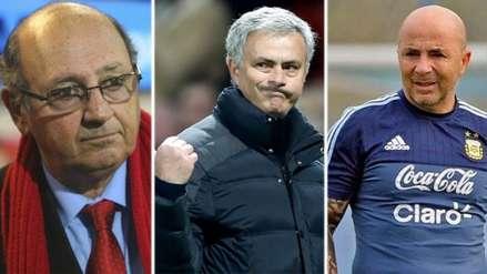 Los mejores entrenadores del mundo que no fueron futbolistas