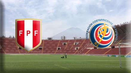 ESCUCHAR RADIO | EN VIVO | Perú vs. Costa Rica: RPP NOTICIAS transmitirá desde Arequipa amistoso por fecha FIFA