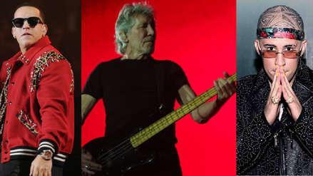 El rock de Roger Waters superó al reguetón de Daddy Yankee, J Balvin y Bad Bunny