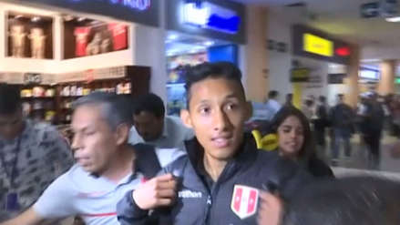 Perú vs.  Costa Rica    Christofer Gonzales se olvidó su DNI y casi no viaja a Arequipa