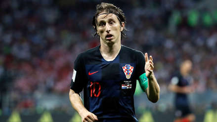 Balón de Oro: Luka Modric le restó importancia al premio con estas fuertes palabras