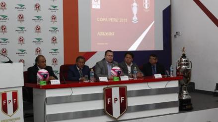 Copa Perú 2018 | Fecha, hora y estadios de la finalísima del 'fútbol macho'